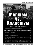 Marxism vs. Anarchism
